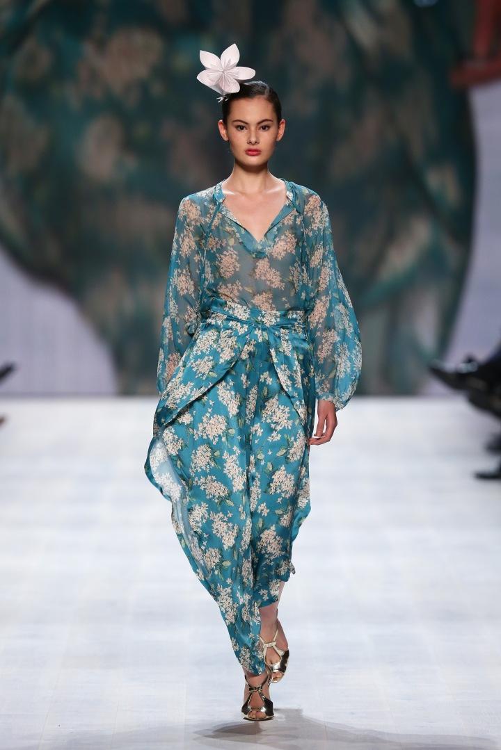 Van Bery - Mercedes-Benz Fashion Days Zurich 2014