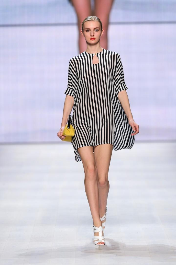 LBD Little Black Dress - Mercedes-Benz Fashion Days Zurich 2014