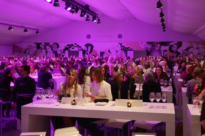 Annabelle Award presented by Paul Mitchell - Mercedes-Benz Fashion Days Zurich 2014