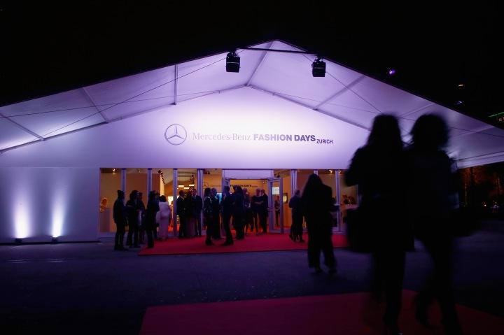 General Views - Mercedes-Benz Fashion Days Zurich 2014